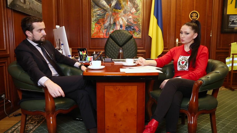 Кирилл Тимошенко и Алеся Бацман