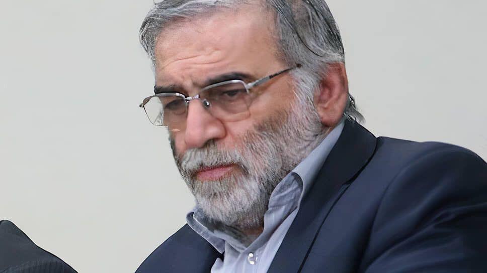 Мохсен Фахризаде.