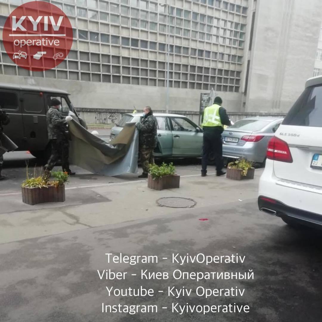 В результате ДТП погибла пассажирка такси