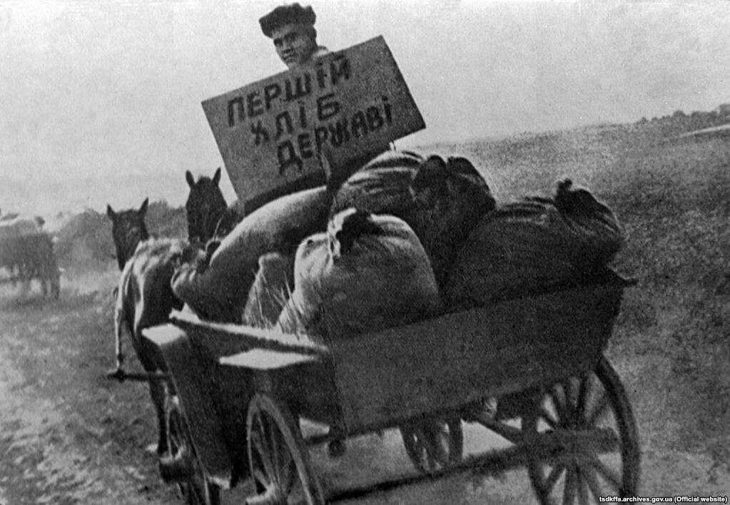 Украина. Ужасы Голодомора – как это было