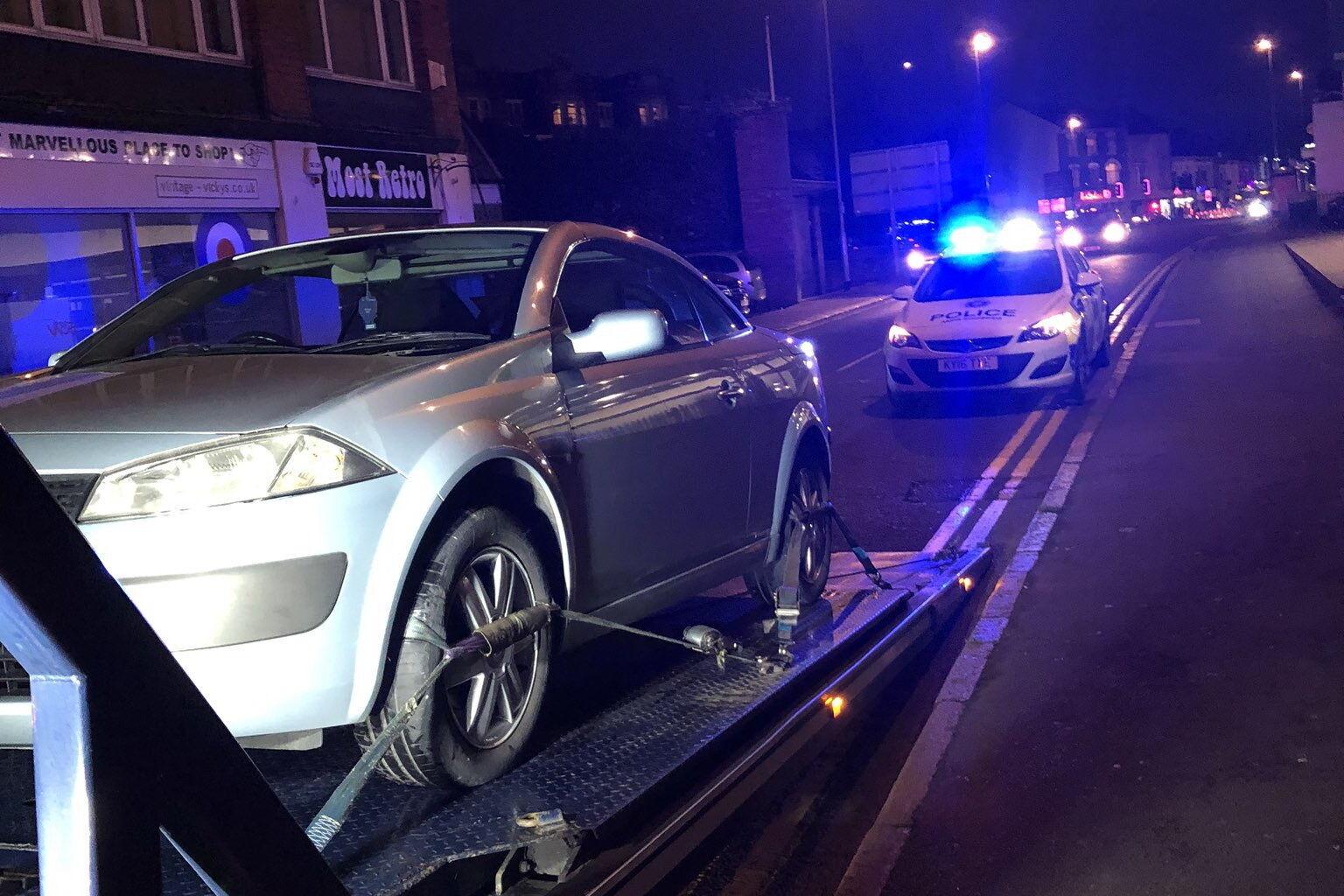 У британського автомобіліста конфіскували авто відразу після придбання через відсутність страхівки