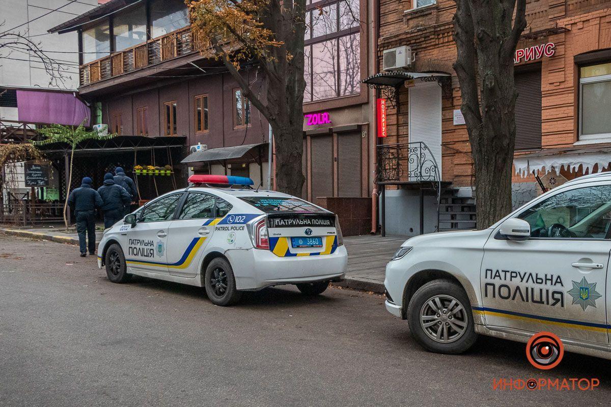На улице Короленко стреляли.