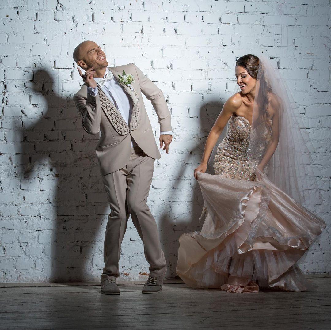 Влад Яма и его супруга Лилианна.