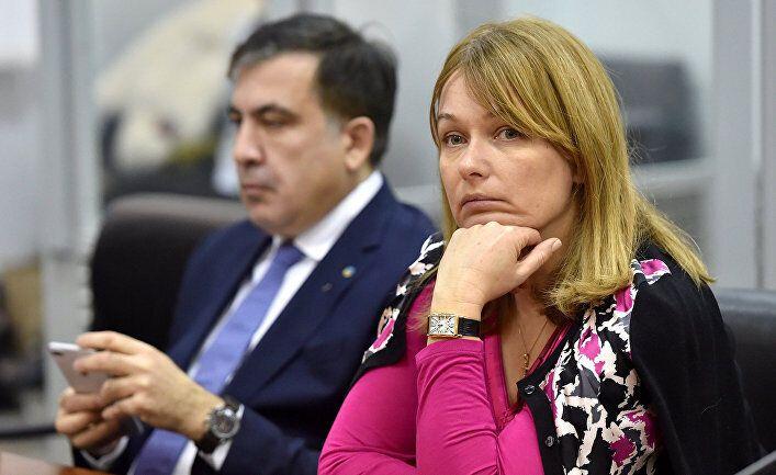 Рулофс получила украинское гражданство