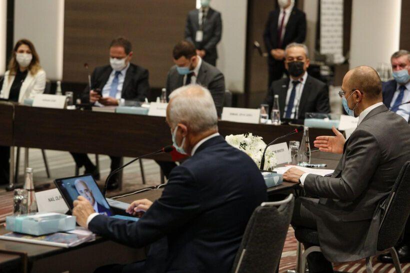 Встреча украинской делегации с турецкими инвесторами