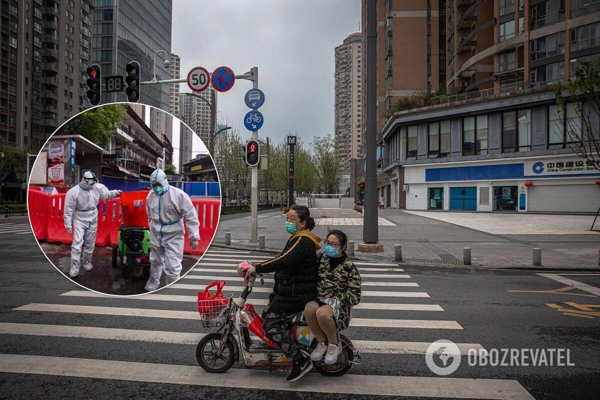 Китайские ученые утверждают, что Ухань не является родиной коронавируса