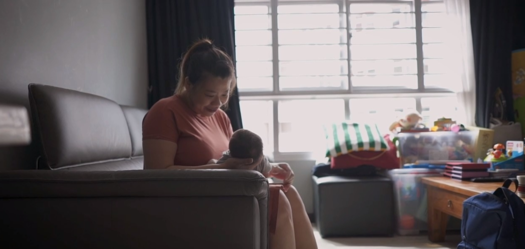 У Селин Нг-Чан коронавирусом переболела половина семьи