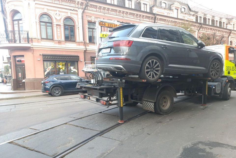 Погрузить авто могут меньше чем за минуту