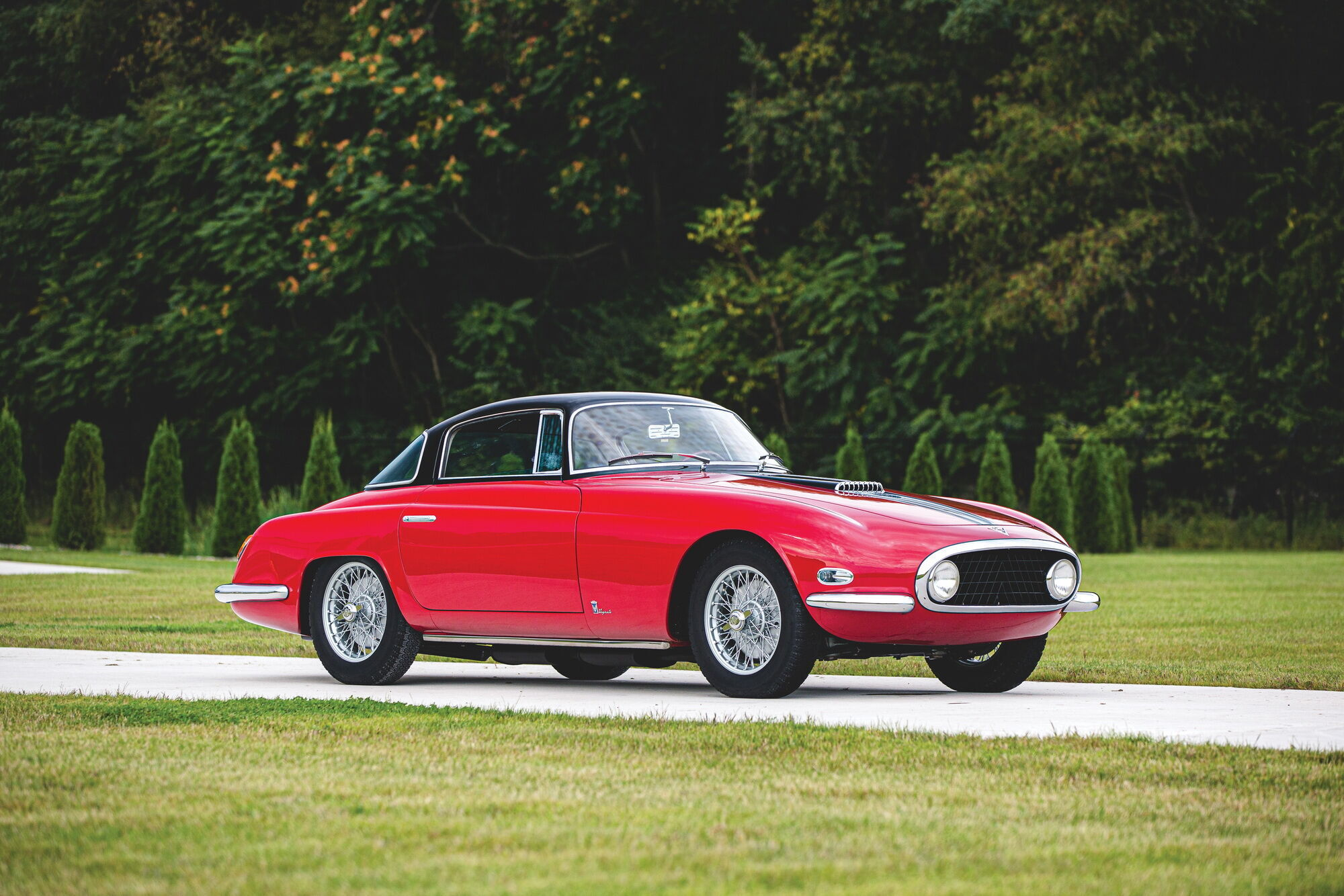 1954 Fiat 8V Coupe от Vignale – $907 000