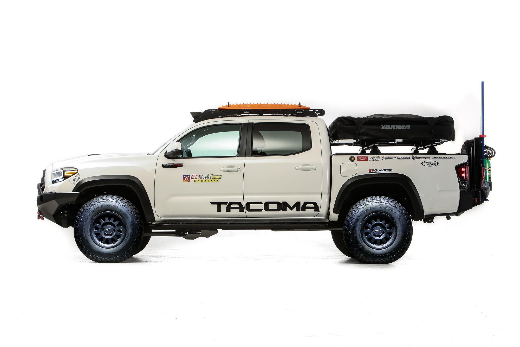 4WD Toyota Owner Magazine Overland-Ready Tacoma
