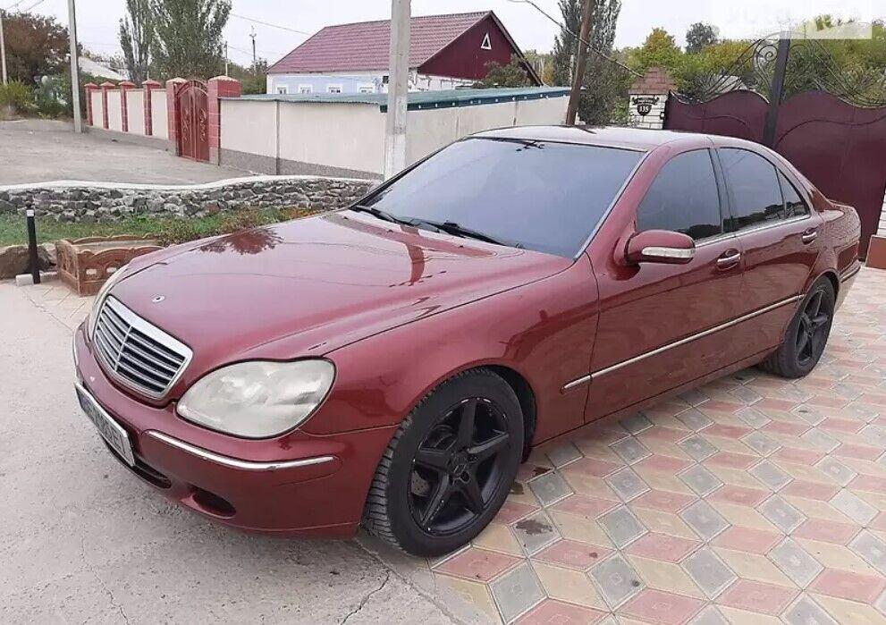 Mercedes S-clаss