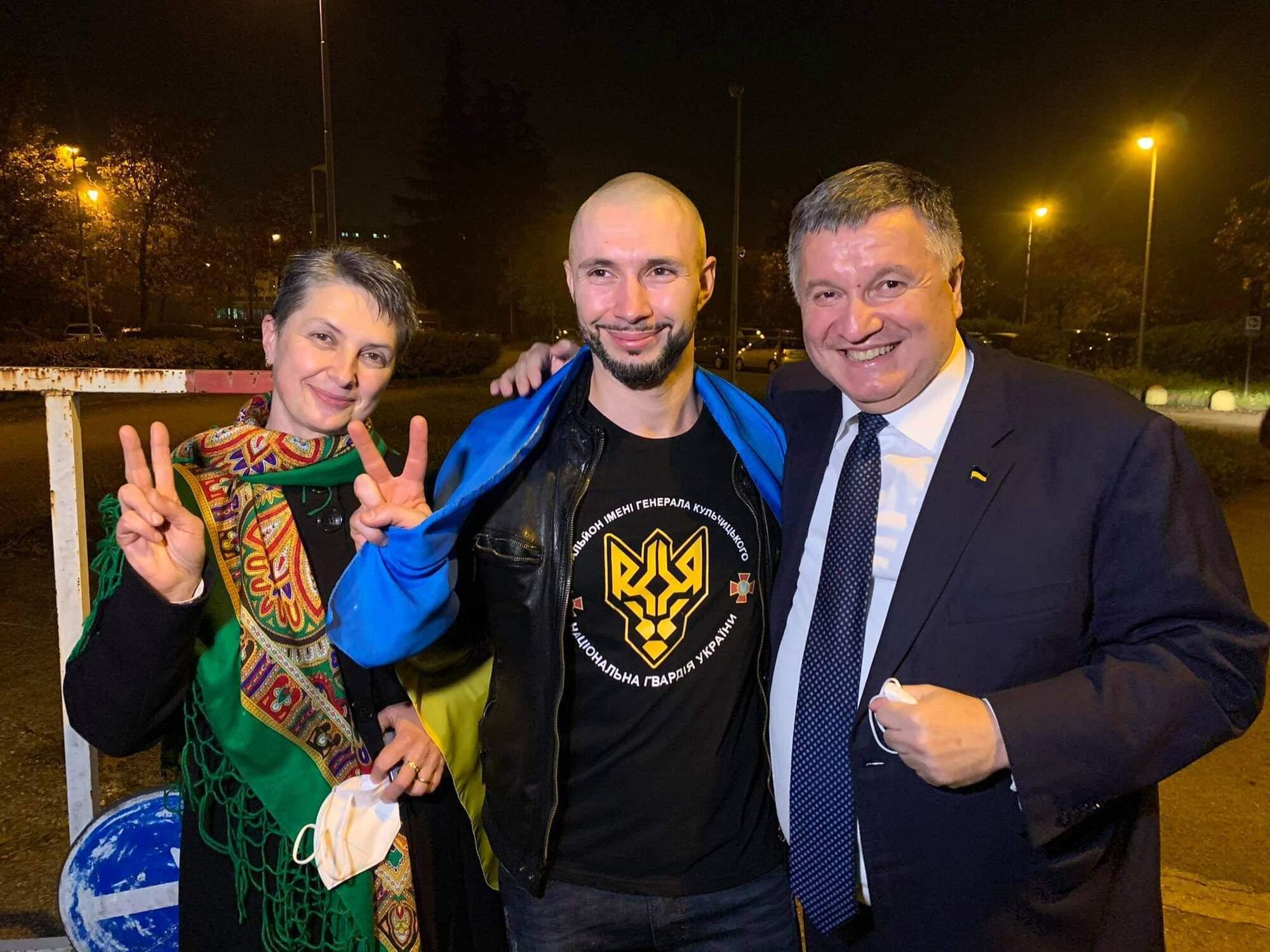 Марків поруч з Арсеном Аваковим