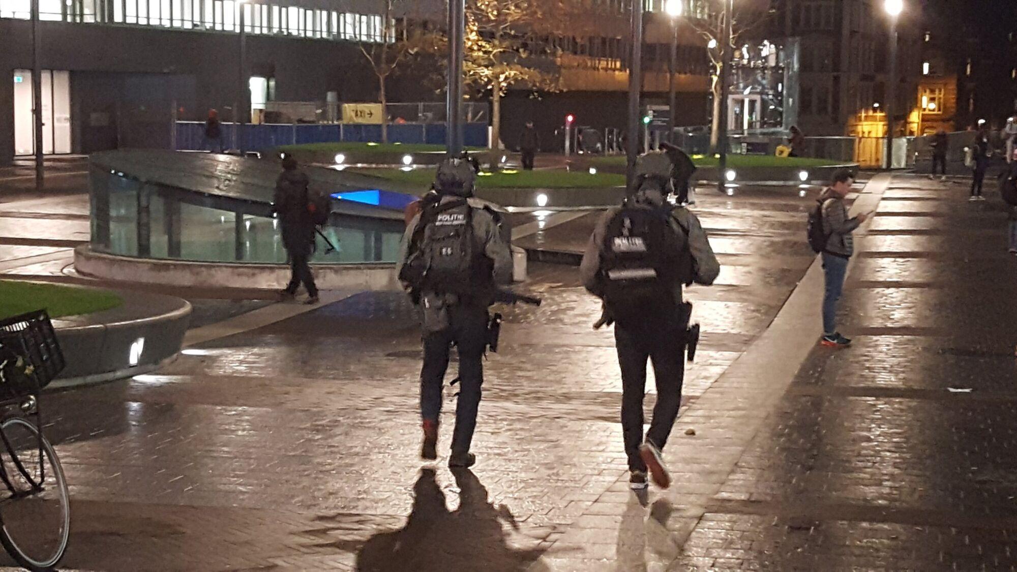 Правоохоронці ухвалили рішення про евакуацію вокзалу