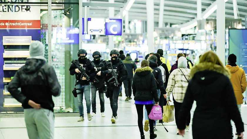 Поліцейські провели зачистку на вокзалі