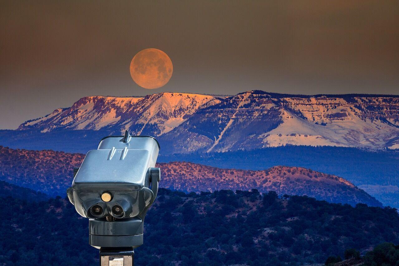 30 ноября пройдет полутеневое лунное затмение