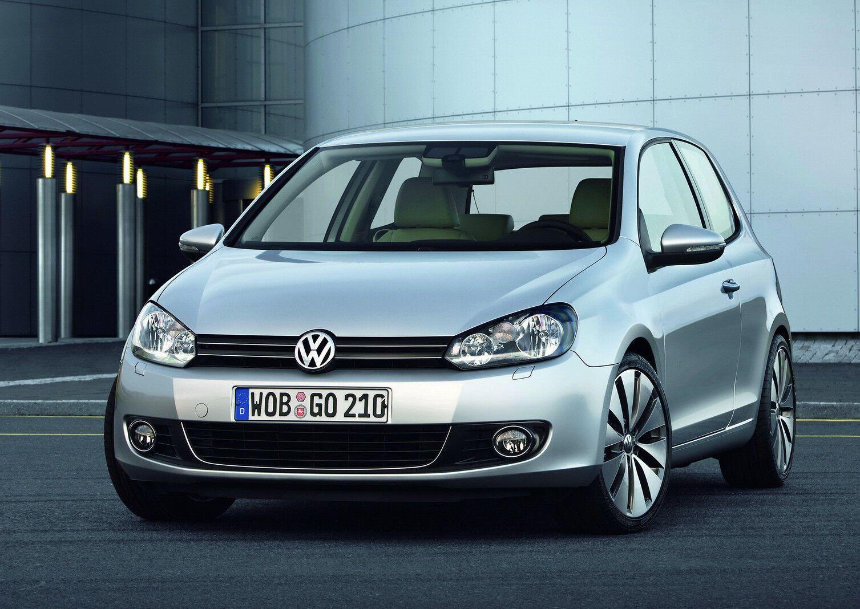 VW Golf.