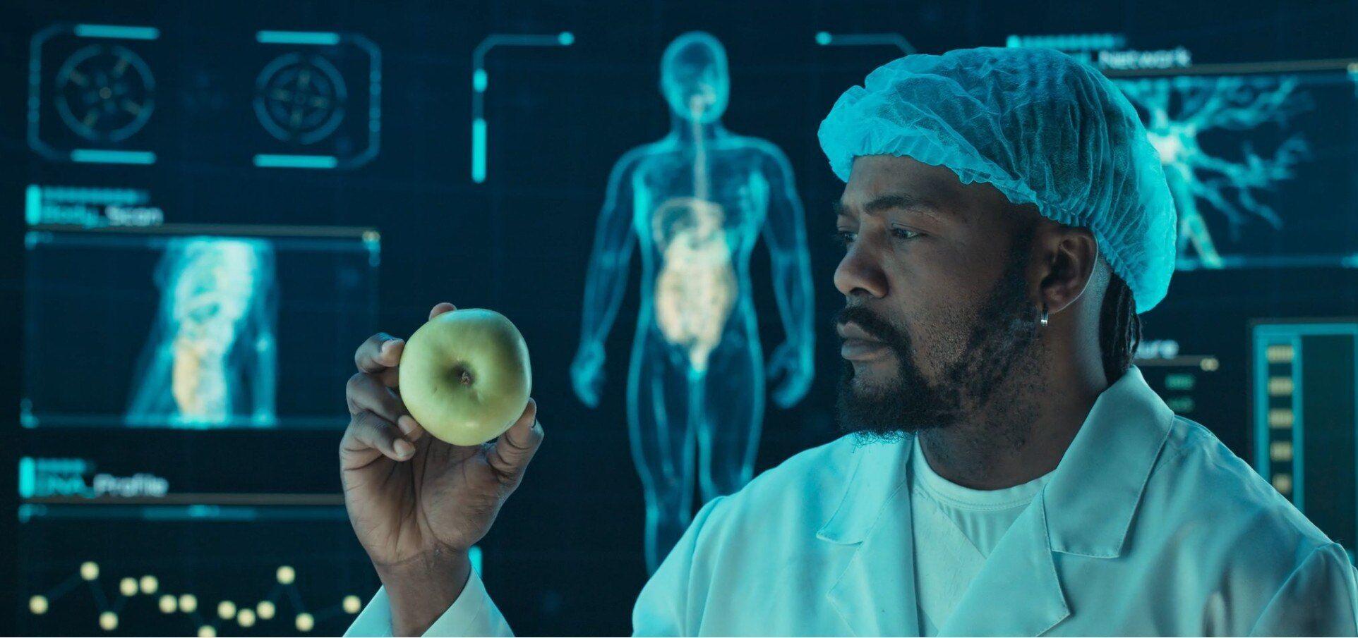 """Український фільм """"Apple-Man"""" викликав інтерес у Голлівуді."""