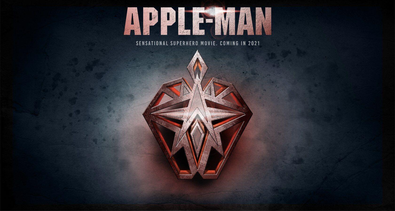"""Український фільм """"Apple-Man""""."""