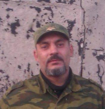 """Павло Чураков воює в бандформуванні """"Соколина сотня""""."""