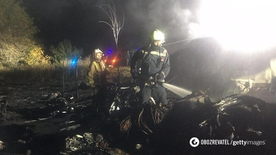 Авіакатастрофа АН-26 у Чугуєві