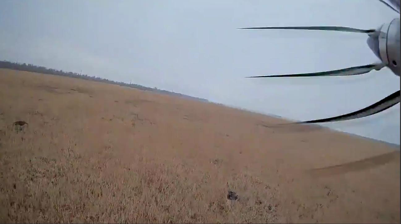 """БПЛА типу """"Гранат"""" був збитий ЗСУ 29 листопада."""