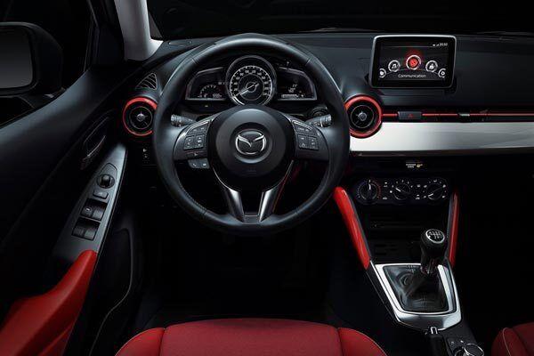 Mazda 2.