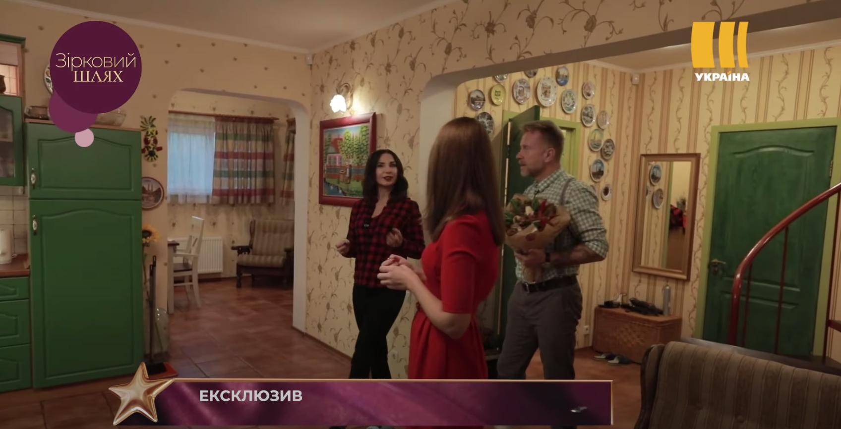 Антин Мухарский вместе с супругой Елизаветой живет под Киевом.