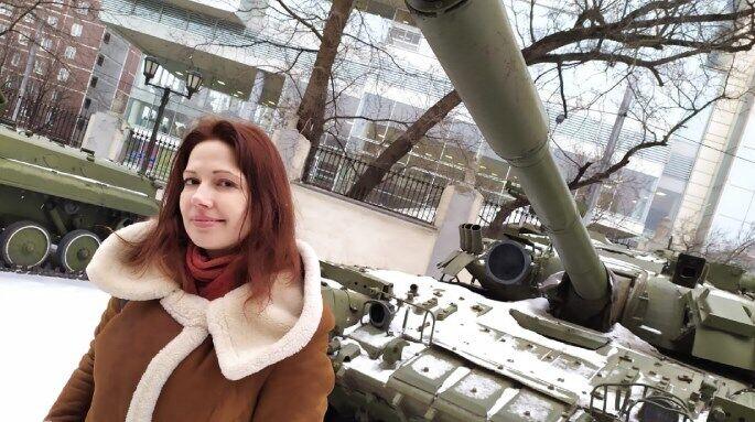 Светлана Чебан.
