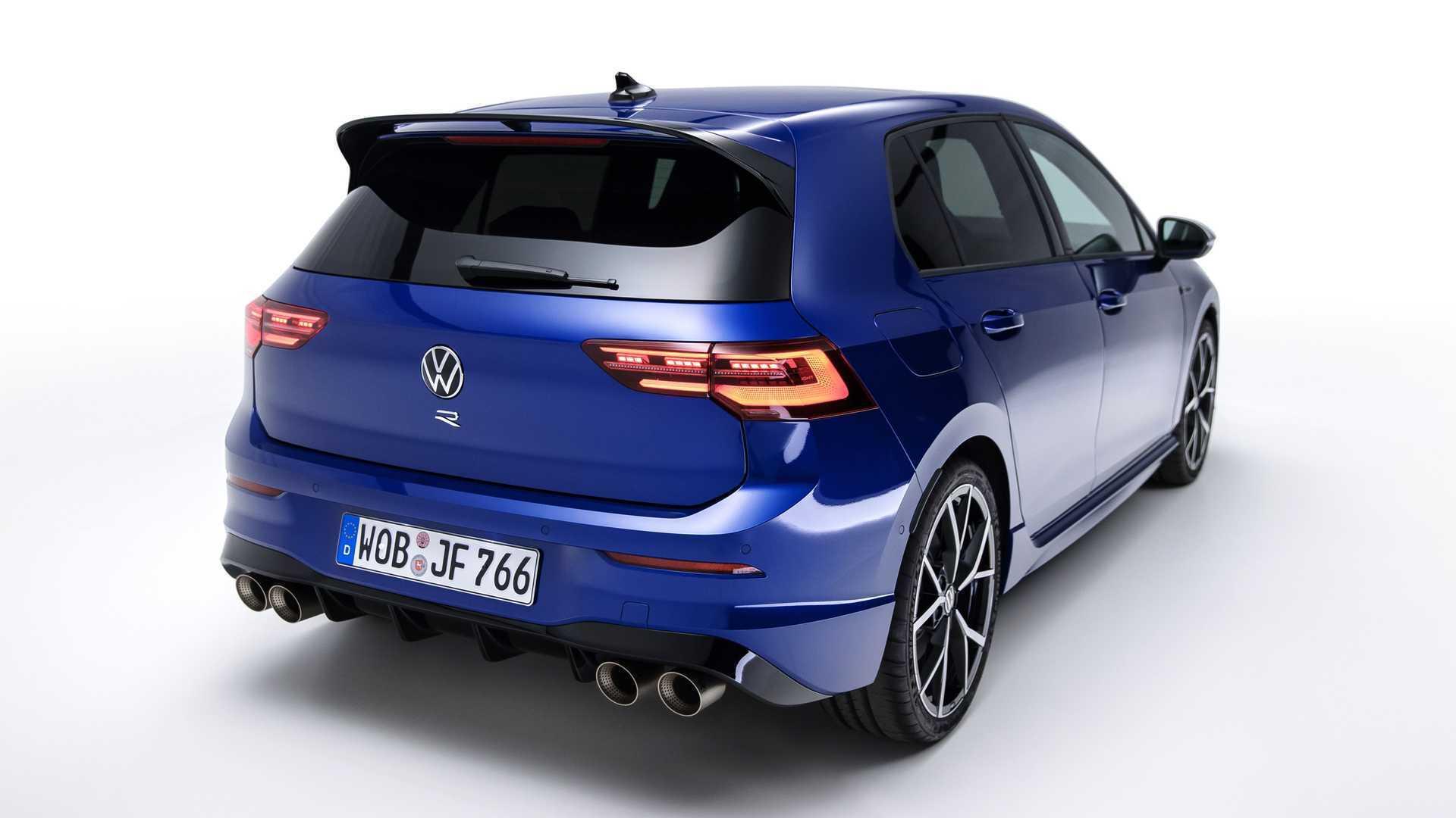 2 021 VW Golf R