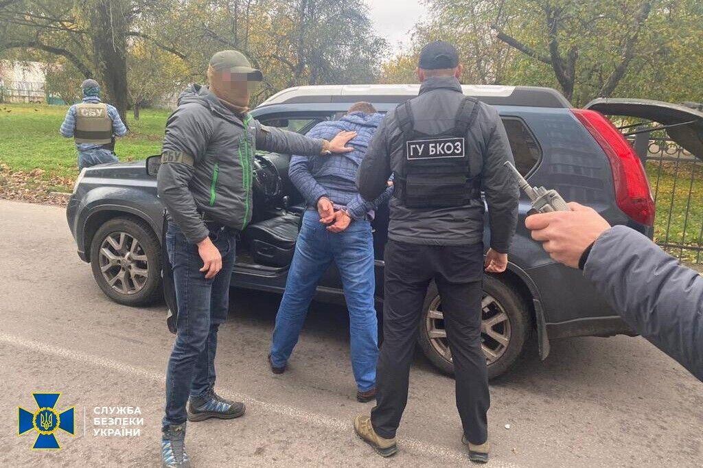 Задержание Журмана
