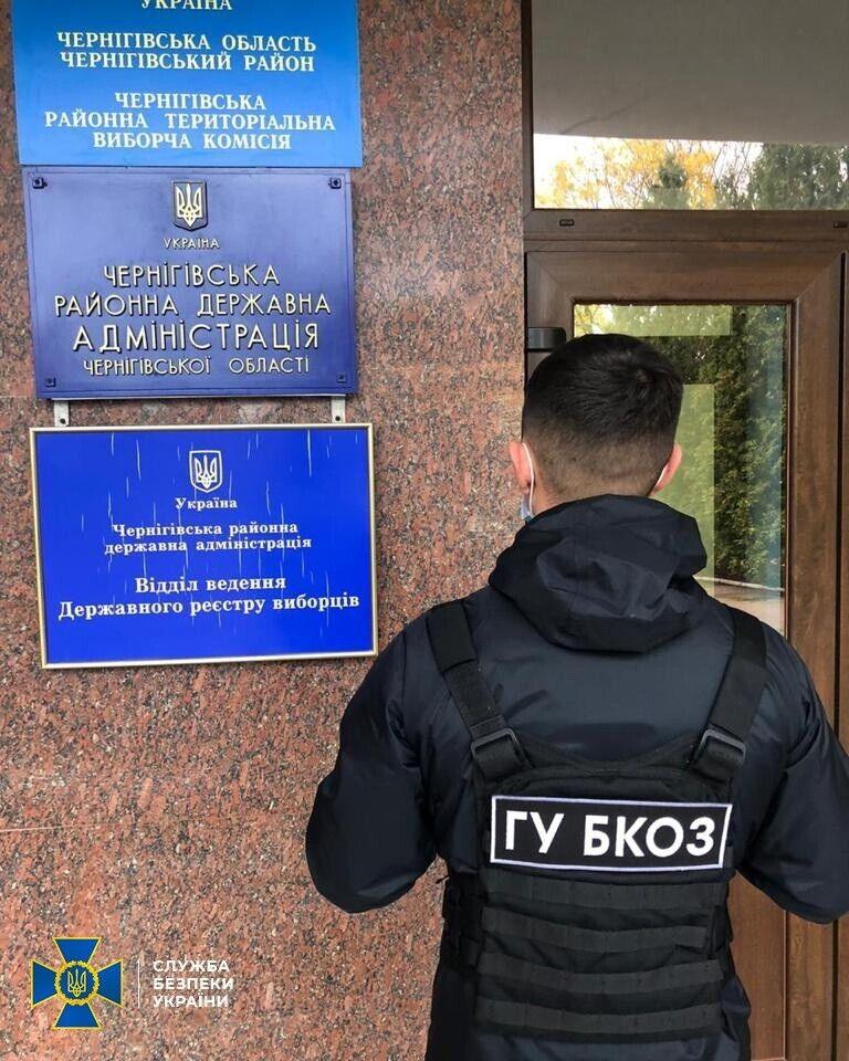 """Правоохранители задержали подозреваемого """"на горячем"""""""