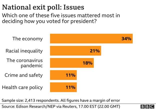 Вопросы, на которые обращали внимание избиратели