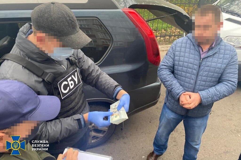 Сергей Журман попался на взятке