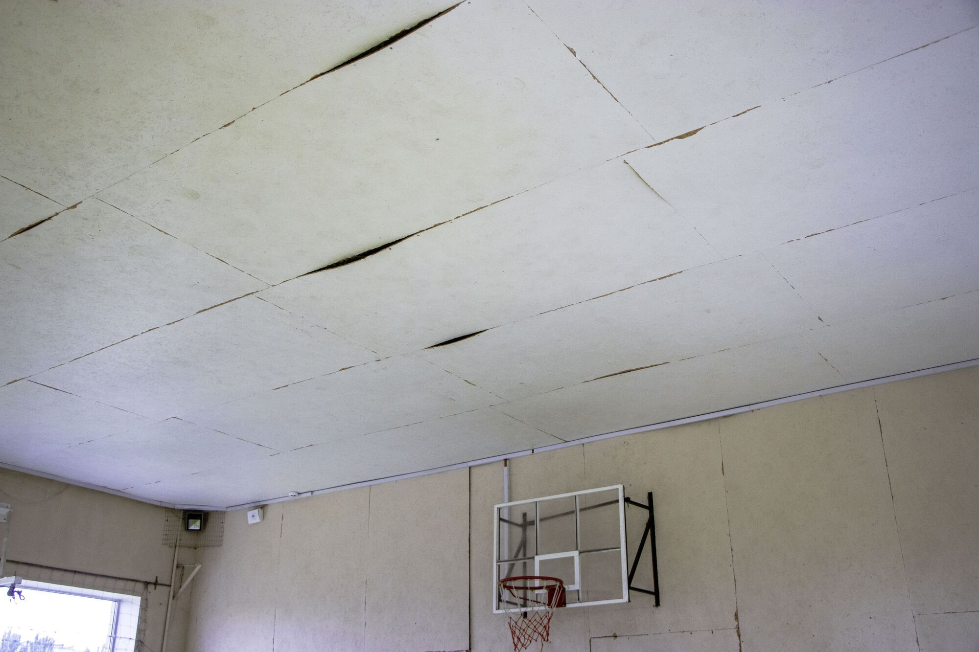 Спортивний зал капітально відремонтують