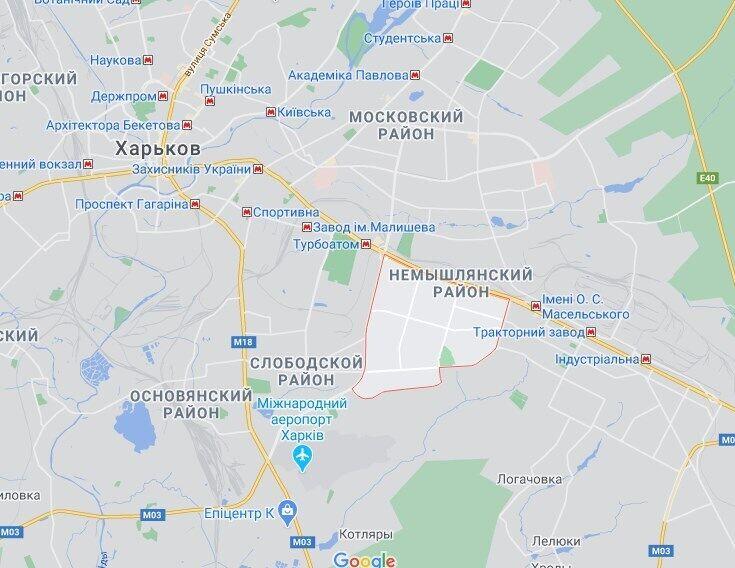 Інцидент стався в районі Нових Будинків.