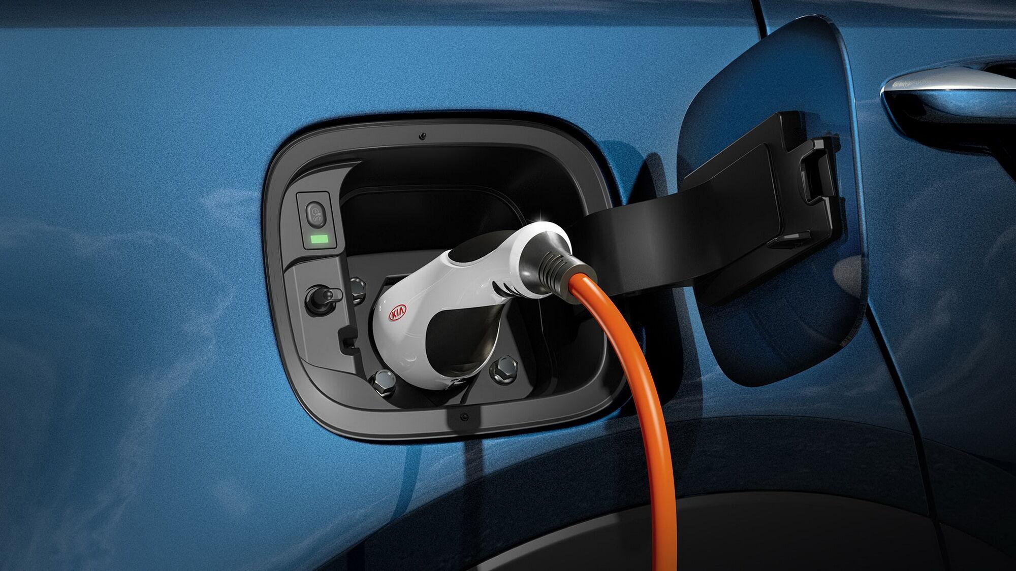 2021 Kia Sorento Plug-in Hybrid