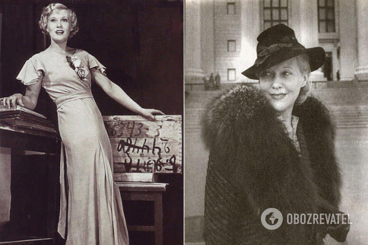 Икона стиля 1930-х Любовь Орлова