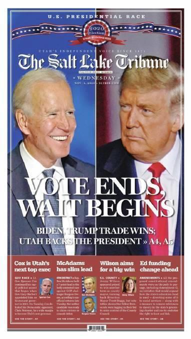 Пресса отреагировала на американские выборы