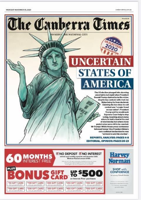 Выборы в Америке
