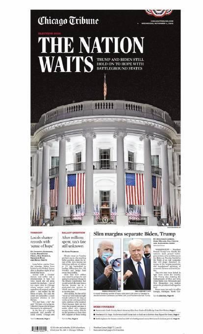 """""""Нация ждет"""", – сказано в заголовке"""
