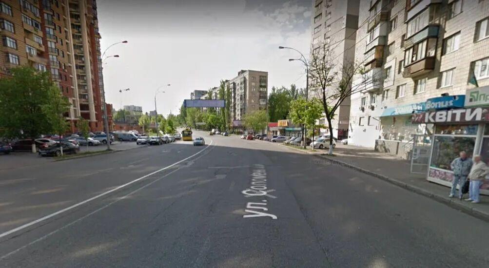 24 октября грабитель напал на женщину в районе дома №14 на улице Соломенской.