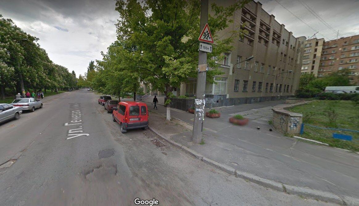 Нападение произошло на ул. Генерала Тупикова возле дома №36