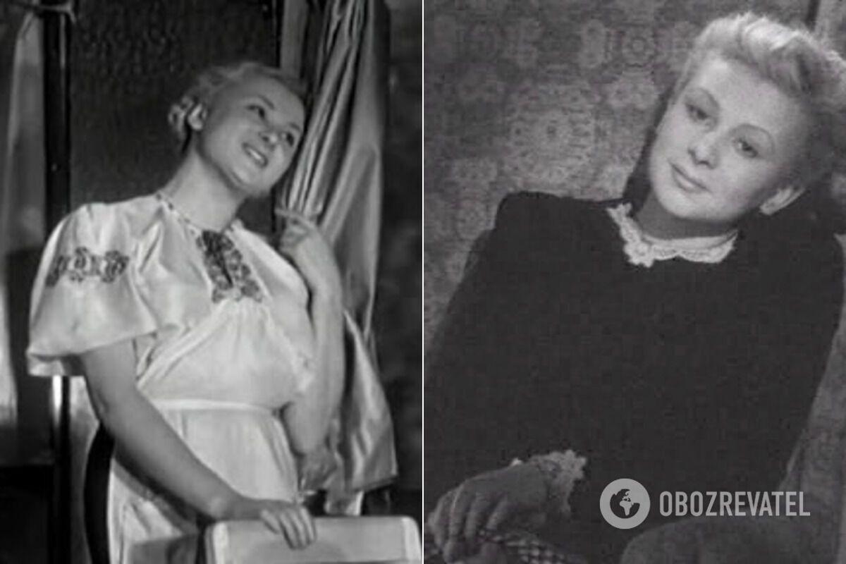 Икона стиля 1940-х Валентина Серова