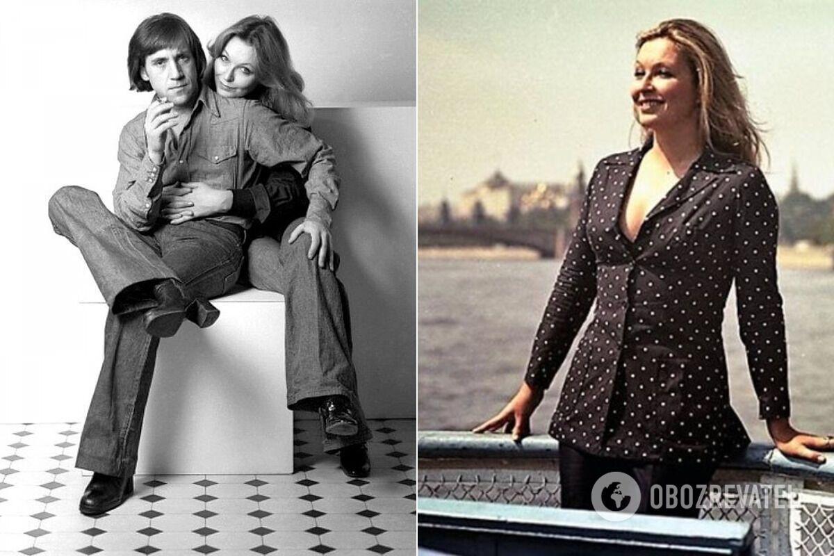 Икона стиля 1980-х Марина Влади