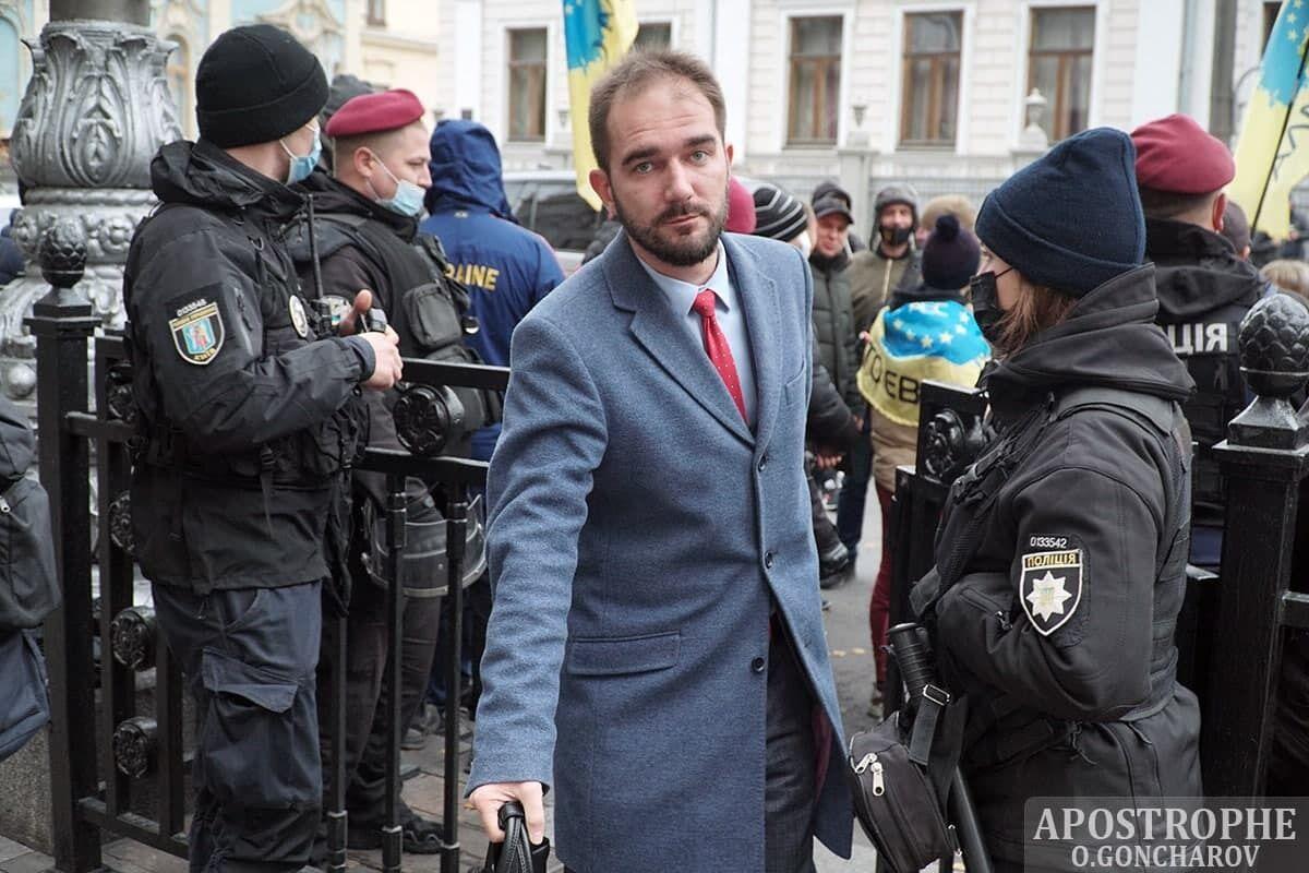 Юрченко повернувся на роботу в Раду