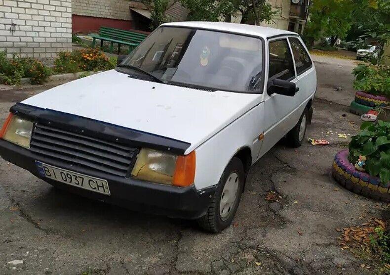 ЗАЗ 1102 Таврия