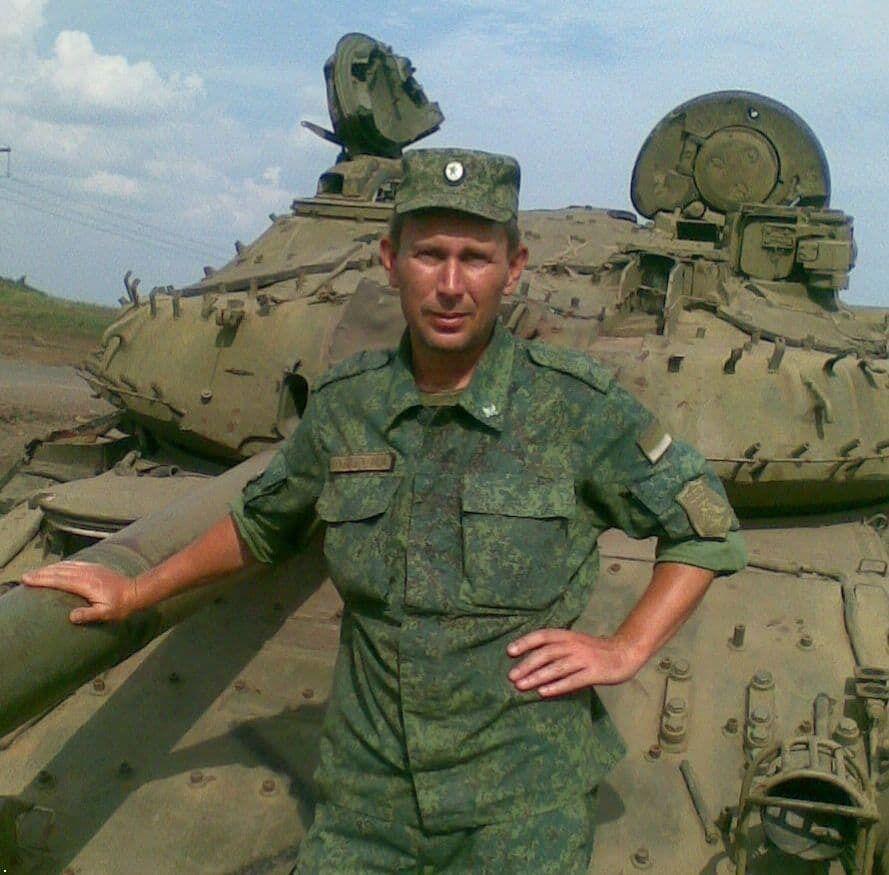 Игорь Чумаков.
