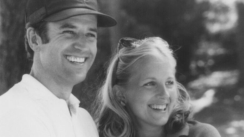 Джо і Джил Байден в молодості
