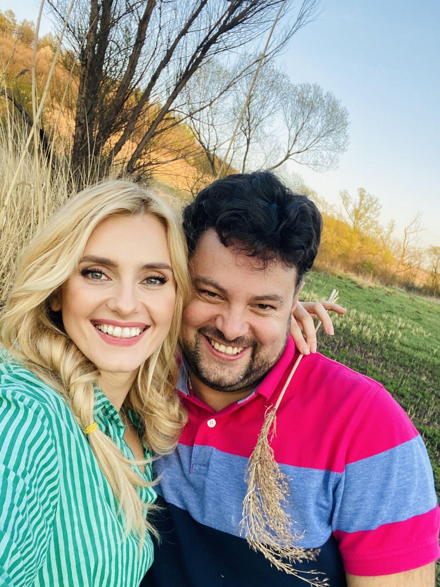 Ирина Федишин рассказала, как они с мужем переболели коронавирусом