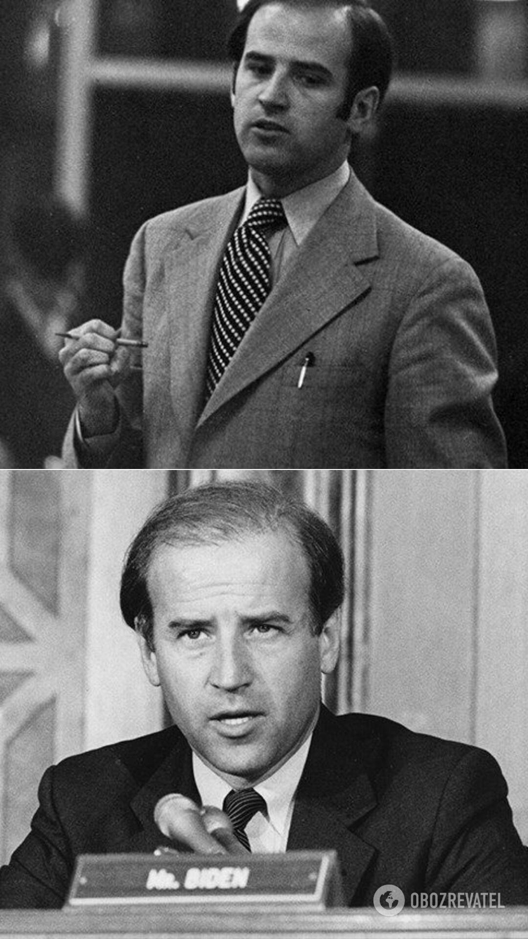Байден запомнился как автор закона 1984 года о борьбе с преступностью